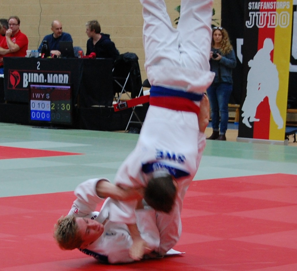 Tomoe Nage at its best